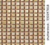 3d  wooden pattern  seamless | Shutterstock . vector #550397818