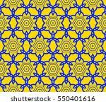 modern stylish texture.stylish... | Shutterstock . vector #550401616