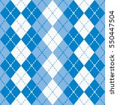 seamless argyle pattern with...