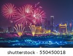 Stock photo qatar with red colore 550450018