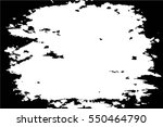grunge black and white urban... | Shutterstock .eps vector #550464790
