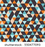 abstract geometric pattern... | Shutterstock .eps vector #550477093