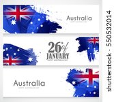 header or banner for australia...