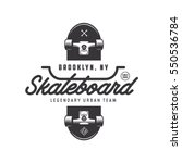 Skateboarding T Shirt Design....