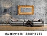 3d render of beautiful clean...   Shutterstock . vector #550545958