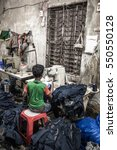 dhaka  bangladesh   january 06  ... | Shutterstock . vector #550550128