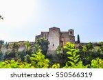 high dynamic range  hdr  view... | Shutterstock . vector #550566319