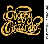 template for greeting card... | Shutterstock . vector #550650304