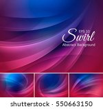 swirl abstract background... | Shutterstock .eps vector #550663150
