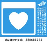 favourite heart calendar page...   Shutterstock .eps vector #550688398