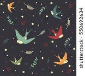 set of vector elements... | Shutterstock .eps vector #550692634