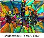 goblin stone series. design... | Shutterstock . vector #550731460