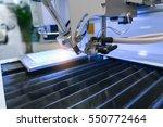 artificial intelligence machine ... | Shutterstock . vector #550772464