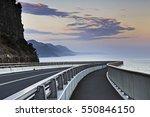 Sea Cliff Bridge On Grand...