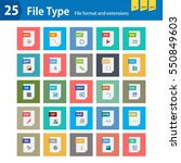 file type  format and extension ...