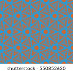 modern stylish texture.... | Shutterstock . vector #550852630