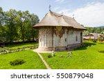 The Humor Monastery  Romania....