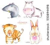 Chinese Zodiac Animal...