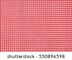 Red And White Tablecloth Picni...