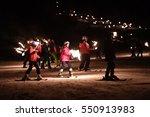 badia  italy   december 31 ... | Shutterstock . vector #550913983