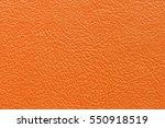 Orange Leather Texture...