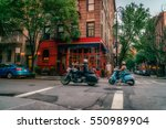 "new york city   july 29  2016  ""... | Shutterstock . vector #550989904"