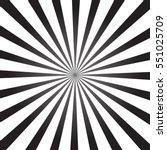 white and black color burst... | Shutterstock .eps vector #551025709