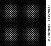vector monochrome seamless... | Shutterstock .eps vector #551098654