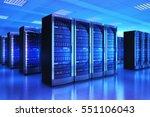 modern web network and internet ... | Shutterstock . vector #551106043
