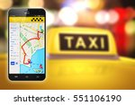 Travel And Internet Web Taxi...