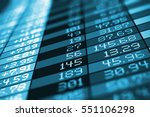 business success  financial... | Shutterstock . vector #551106298