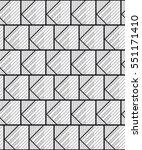 vector seamless pattern. modern ...   Shutterstock .eps vector #551171410