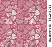 vector seamless pattern in with ...   Shutterstock .eps vector #551248018