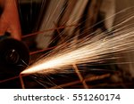 a man working with electric...   Shutterstock . vector #551260174