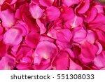 Stock photo rose petals 551308033