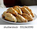 pastries | Shutterstock . vector #551363590