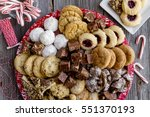 Holiday Cookie Platter Filled...