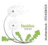 vector illustration of... | Shutterstock .eps vector #551428414