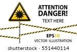 Caution   Danger  Warning Sign...