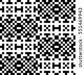 vector seamless pattern.... | Shutterstock .eps vector #551469943