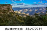 urique canyon  one of the... | Shutterstock . vector #551470759