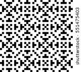 vector seamless pattern....   Shutterstock .eps vector #551475403