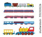 toy train vector illustration.   Shutterstock .eps vector #551533126