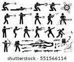 Man Attacks With Various...