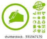 signature hand pictograph with... | Shutterstock . vector #551567170