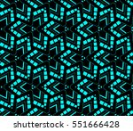 color design geometric pattern. ... | Shutterstock . vector #551666428