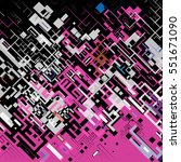 vector illustration of a... | Shutterstock .eps vector #551671090