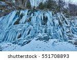 Landscape With A Frozen...