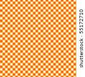 pattern vector picnic orange | Shutterstock .eps vector #55172710