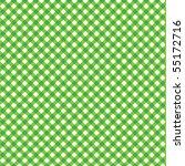 Pattern Vector Picnic Green